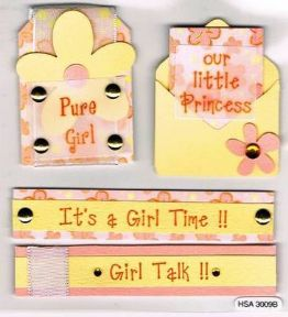 Pure Girl Toppers - HSA3009B